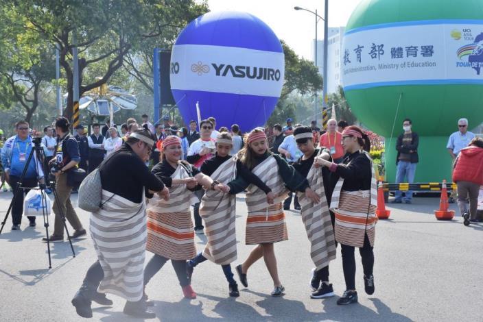 Tour de Taiwan 2018 Stage 3: Hakka Romantic Avenue (10 photos)