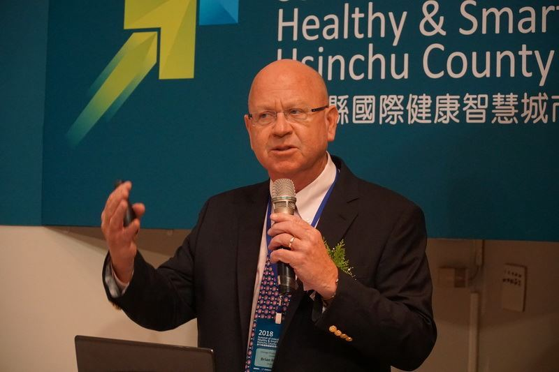 China Medical University Hsinchu Hospital signs an MOU with Chicago Prostate Center