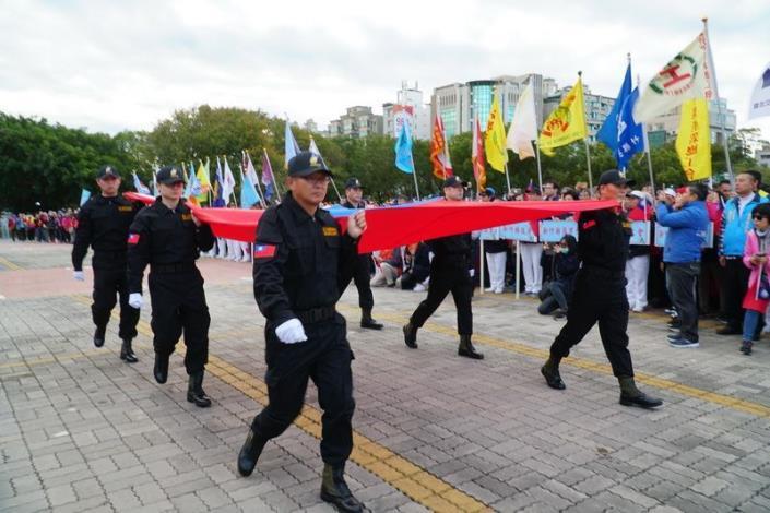 2019New Year's Day flag raising ceremony (2).JPG