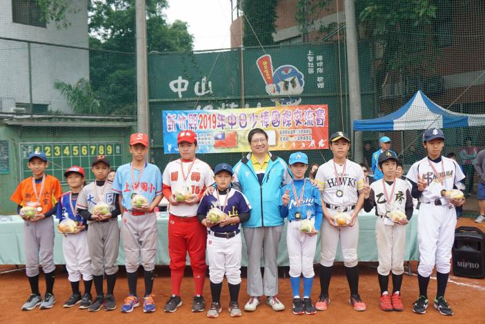 The 9th Taiwan-Japan International Junior Baseball Friendly Tournament kicks off