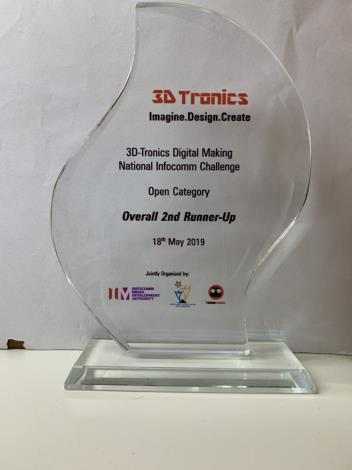Dong Xing Junior High School wins 3rd prize in 3D Tronics (4)
