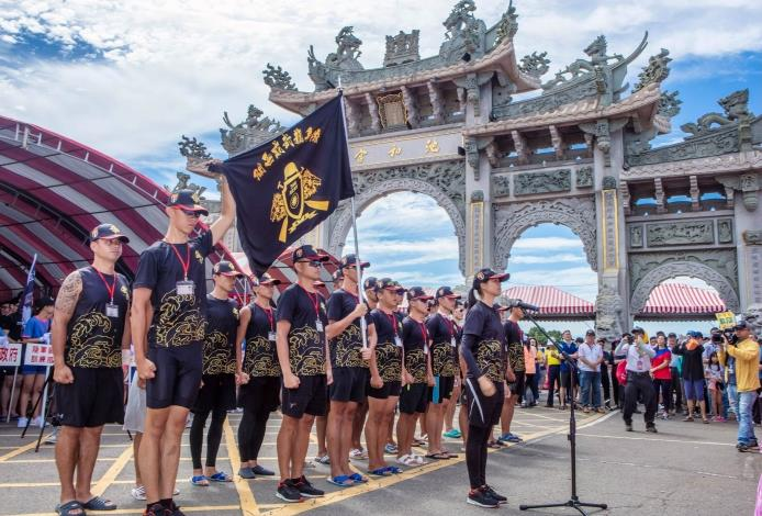 The annual celebration of Dragon Boat Festival: 2019 Hsinchu County Magistrate Cup Dragon Boat Race