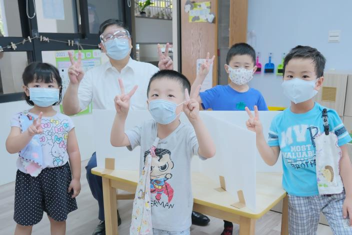 Parental subsidy will increase starting 8/1 --Tuition in Hsinchu County's public, quasi-public and non-profit kindergartens to reduce by NT$1,000.
