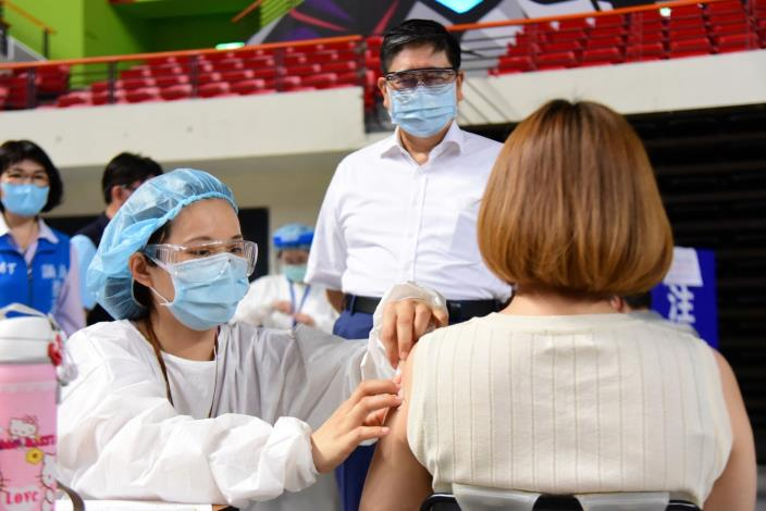 Misunderstanding of slow speed of vaccination—Magistrate Yang Wen-Ke's public letter to defend medical personnel: Senseless manipulation of numbers