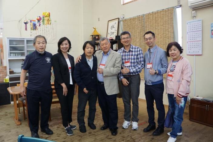 縣府團隊參訪日本規模最大日間照顧中心  取經「夢之湖村」照護系統