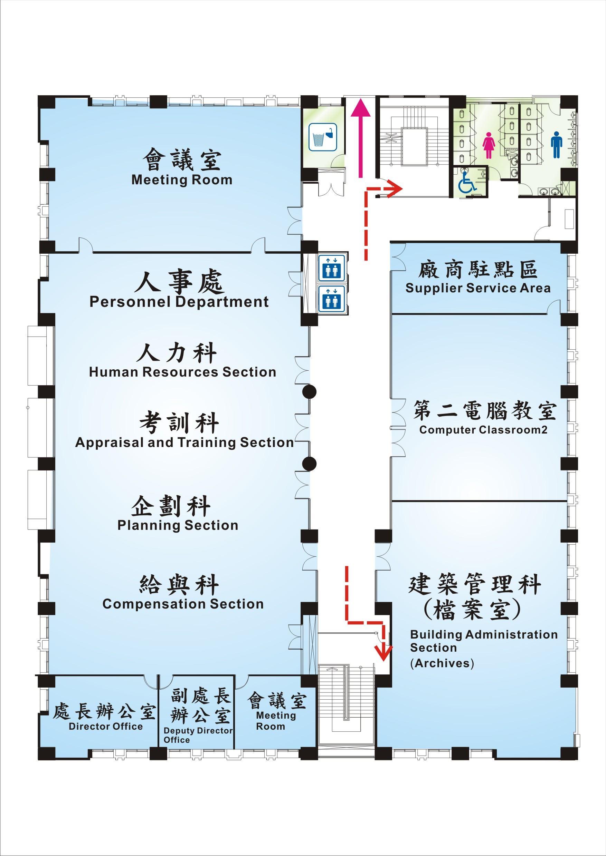 4 Floor Plan